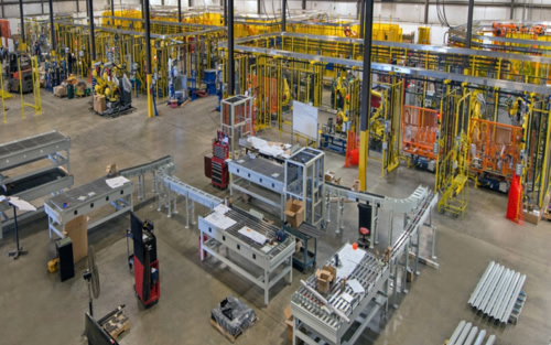 Manufacturing and Engineering Expertise | Scott Industries
