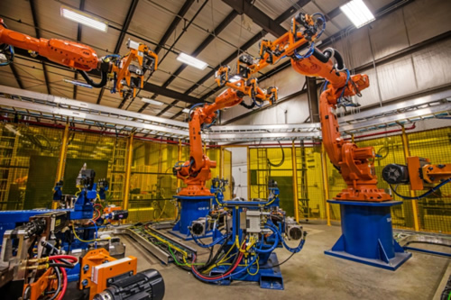 Turn Key Robotic Welding Systems